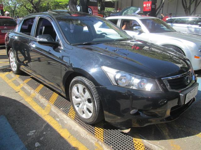 Feirão Auto Show Anhembi - HONDA ACCORD SEDÃ EX 3.5 V6 24V 2008-2009