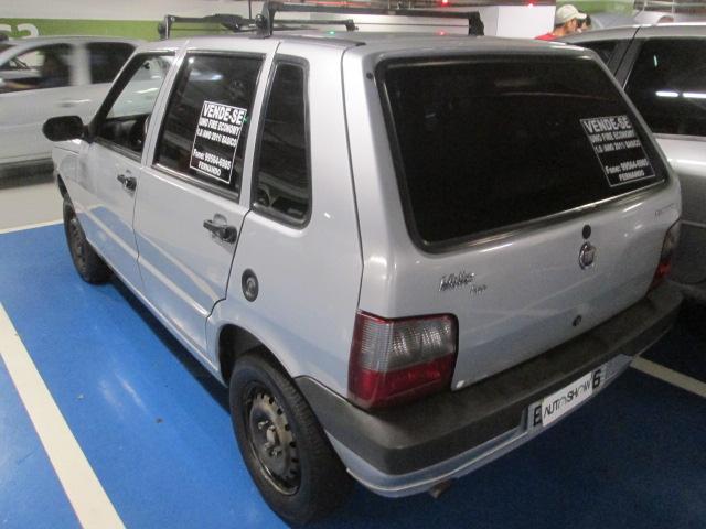 Feirão Auto Show Shopping ABC - FIAT UNO MILLE 1.0 FIRE/ F.FLEX/ ECONOMY 4P 2010-2011