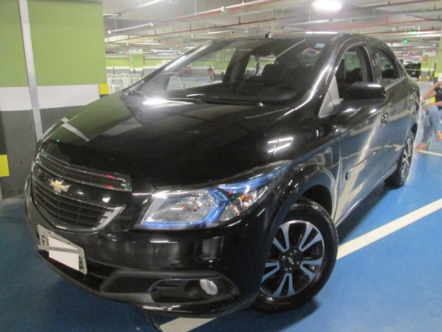 Feirão Auto Show Shopping ABC - CHEVROLET PRISMA SED. LTZ 1.4 8V FLEXPOWER 4P 2013-2013