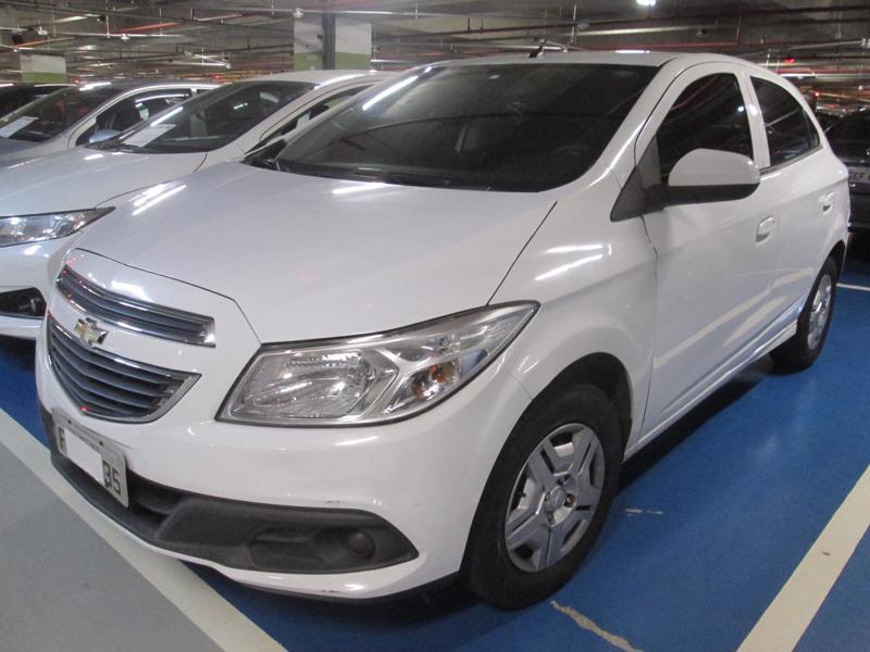 Feirão Auto Show Shopping ABC - CHEVROLET ONIX HATCH LT 1.0 8V FLEXPOWER 5P MEC. 2013-2013