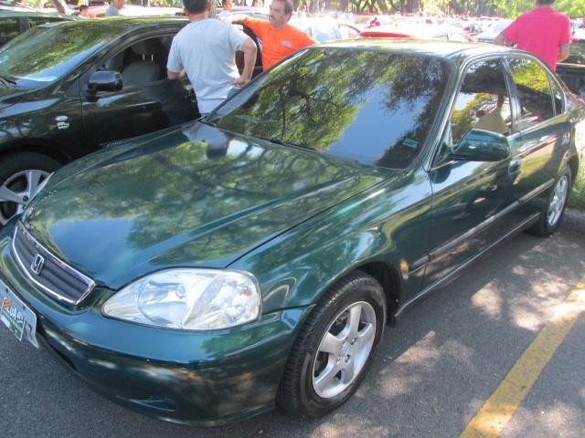 Feirão Auto Show Anhembi   HONDA CIVIC SEDAN LX 1.6 16V AUT. 4P 1998