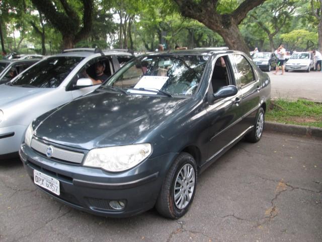 AutoShow Anhembi - FIAT SIENA 2005