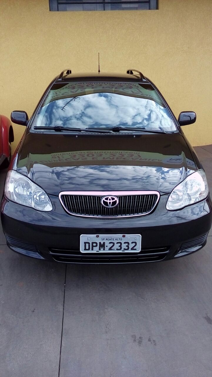AutoShow Anhembi - TOYOTA corolla 2005