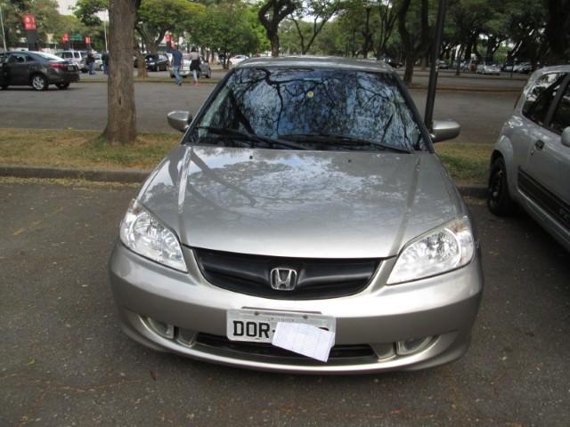 AutoShow Anhembi - HONDA CIVIC 2004