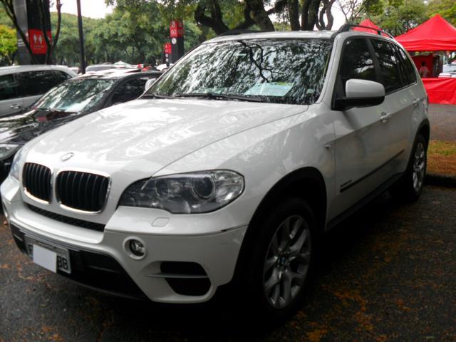 AutoShow Anhembi - BMW X5 2013