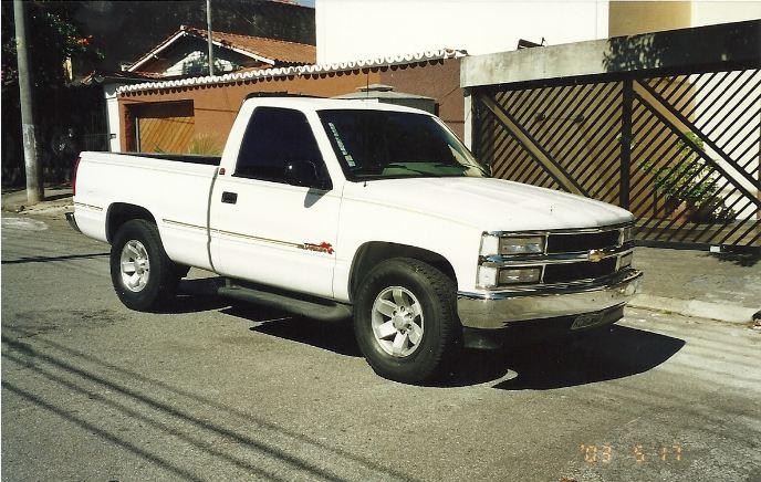 AutoShow  - CHEVROLET SILVERADO 1998