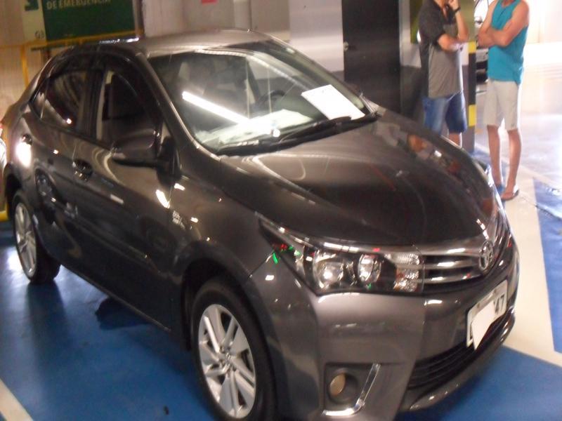 Feirão Auto Show Shopping ABC - TOYOTA COROLLA GLI 1.8 FLEX 16V  AUT. 2015-2016