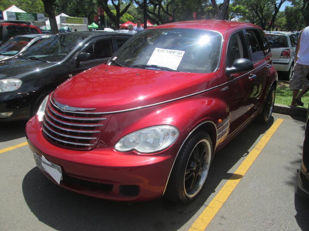 Feirão Auto Show Anhembi - CHRYSLER PT CRUISER CLASSIC 2.4 16V 143CV 4P 2006-2006