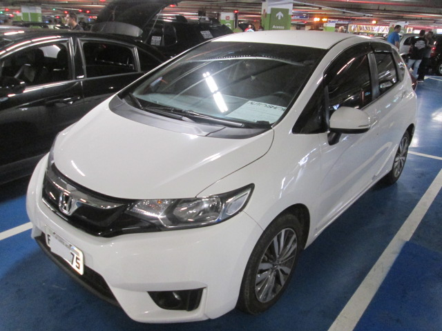 Feirão Auto Show Shopping ABC - HONDA FIT EX 1.5 FLEX/FLEXONE 16V 5P AUT. 2015-2016