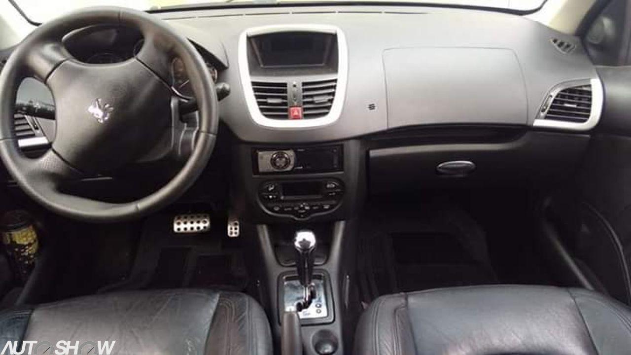 Feirão Auto Show Anhembi - peugeot 207 SW XS 1.6 FLEX 16V 5P AUT. 2010-2010