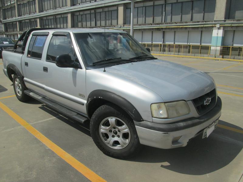 AutoShow Shopping ABC - CHEVROLET S10 2000