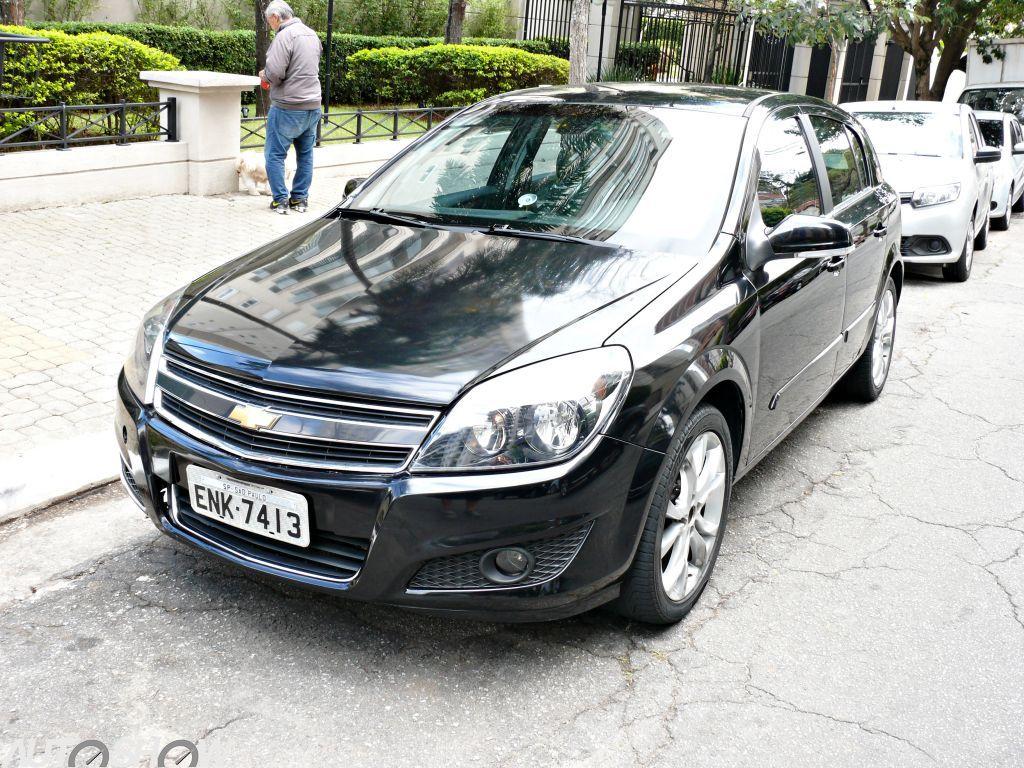 Feirão Auto Show Anhembi - chevrolet vectra GT 2.0 MPFI 8V FLEXPOWER MEC. 2009-2010
