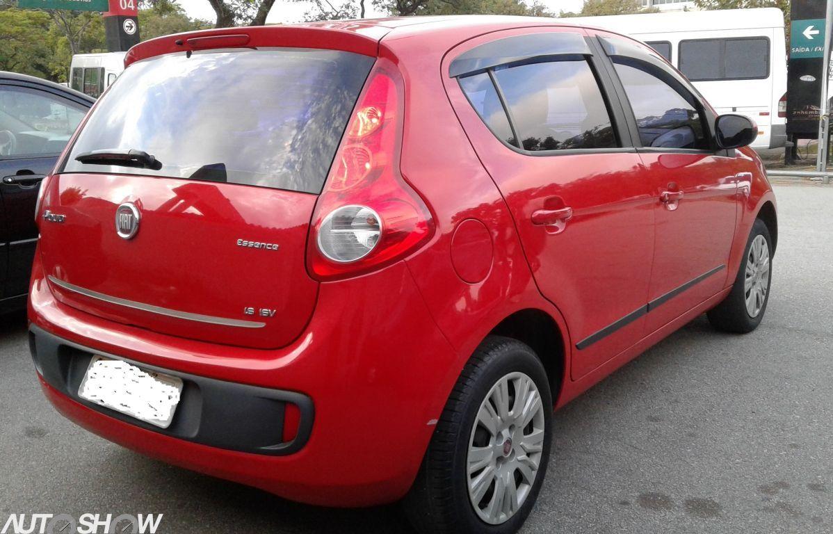 Feirão Auto Show autoshow - FIAT PALIO ESSENCE DUALOGIC 1.6 FLEX 16V 5P 2012-2012