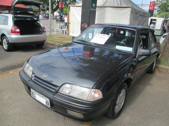 AutoShow Anhembi - CHEVROLET MONZA 1995