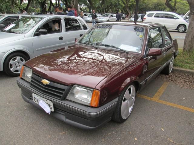 Feirão Auto Show Anhembi - CHEVROLET MONZA SL/E SR 2.0 1990-1990