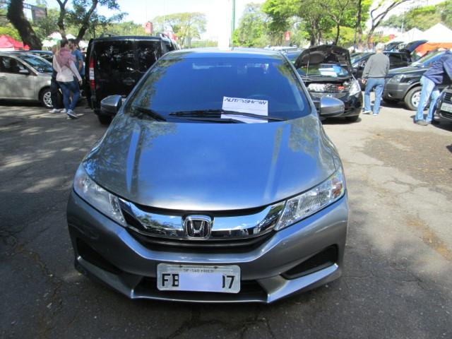AutoShow Anhembi - HONDA CITY 2015