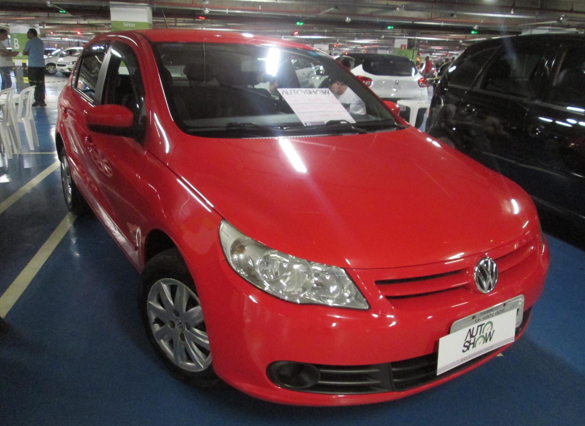 Feirão Auto Show Shopping ABC - VOLKSWAGEN GOL 1.6 I MOTI.POWER/HIGHLI T.FLEX 8V 4P 2012-2012