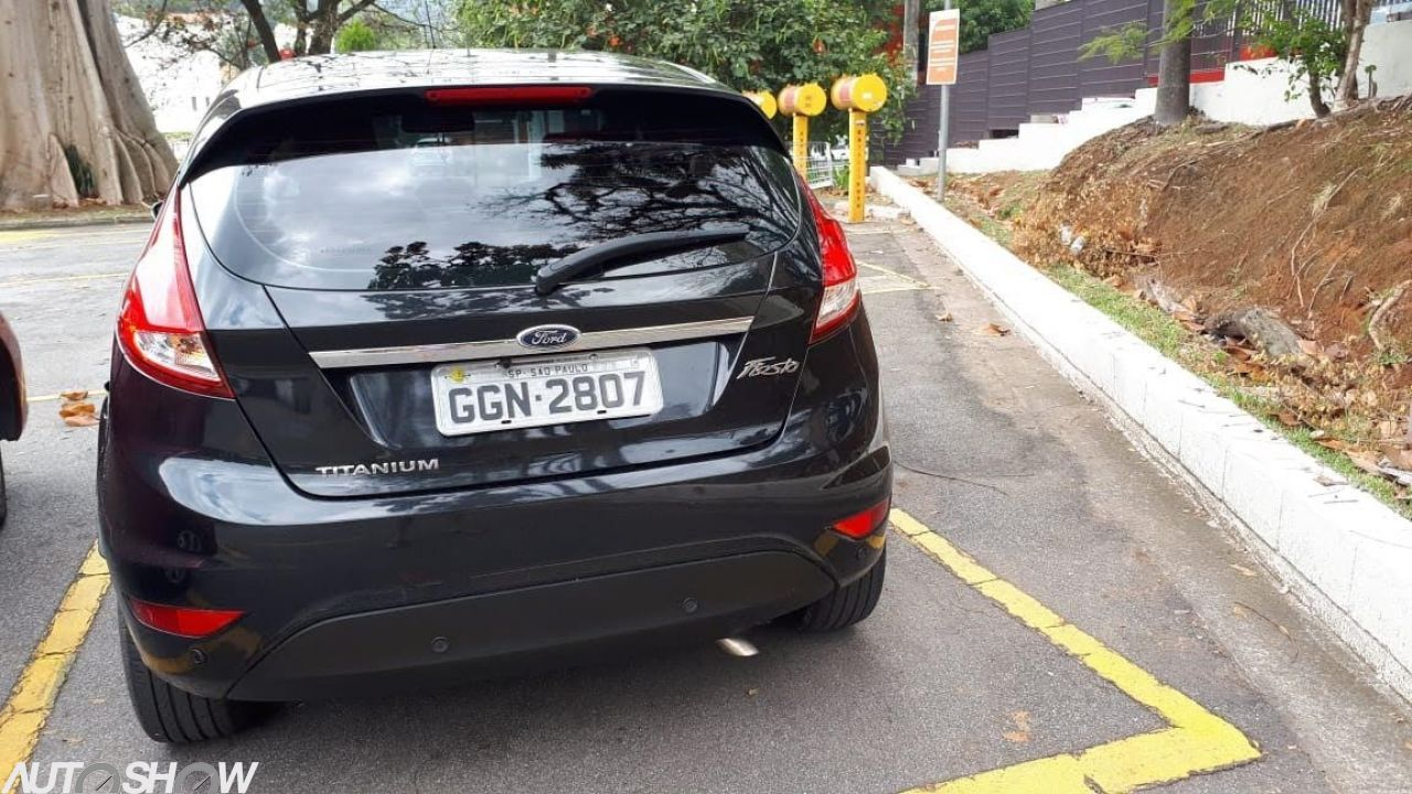Feirão Auto Show Shopping ABC - ford fiesta TIT./TIT.PLUS 1.6 16V FLEX AUT. 2016-2016