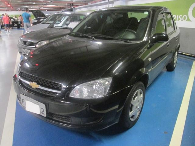 Feirão Auto Show Shopping ABC - CHEVROLET CORSA CLASSIC 1.0 8V ECONOFLEX 5P 2012-2013