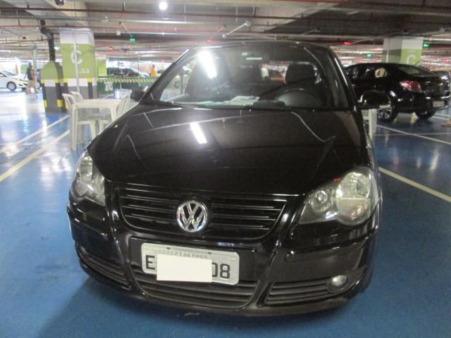 Feirão Auto Show Shopping ABC - VOLKSWAGEN POLO SPORTLINE I MOTION 1.6 T.FLEX 5P 2011-2011