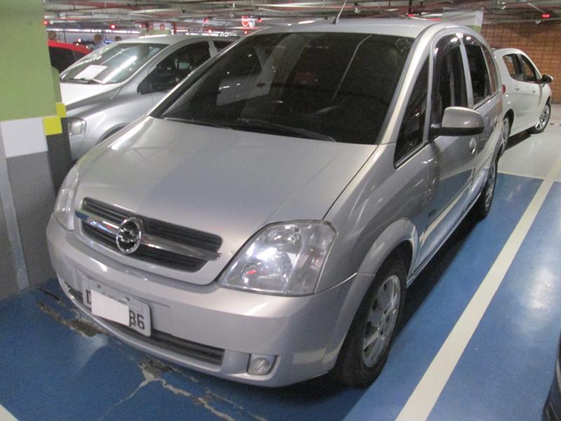 Feirão Auto Show Shopping ABC - CHEVROLET MERIVA MAXX 1.8 MPFI 8V FLEXPOWER 2005-2005