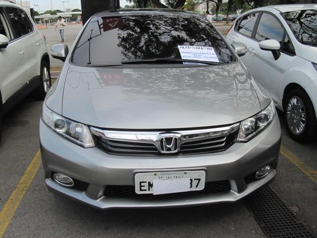 AutoShow Anhembi - HONDA CIVIC 2012