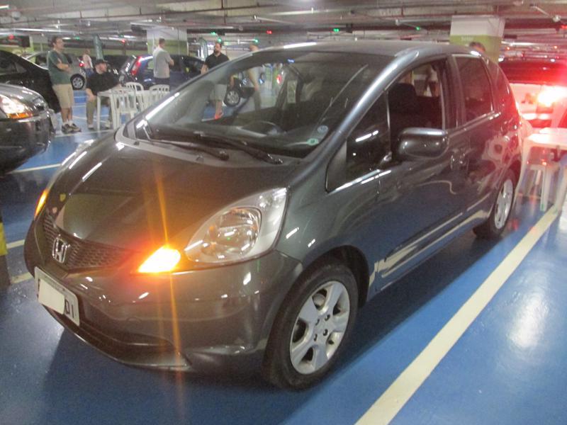 Feirão Auto Show Shopping ABC - HONDA FIT LX 1.4/ 1.4 FLEX 8V/16V 5P MEC. 2009-2010