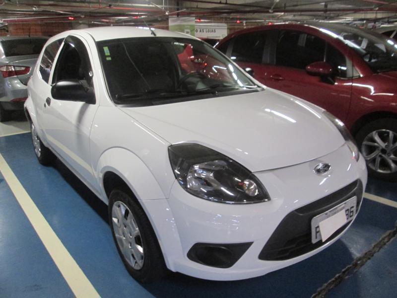 Feirão Auto Show Shopping ABC - FORD KA 1.0 8V/1.0 8V ST FLEX 3P 2012-2013