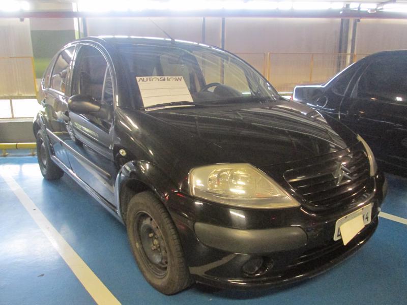 Feirão Auto Show Shopping ABC - CITROEN C3 OUTRAS VERSOES 2007-2008