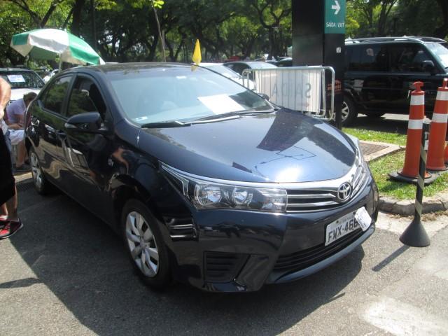 Feirão Auto Show Anhembi - TOYOTA COROLLA GLI 1.8 FLEX 16V  AUT. 2015-2016