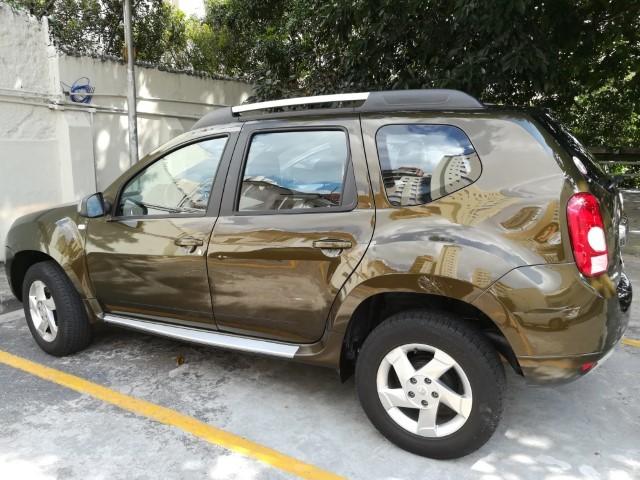 Feirão Auto Show Anhembi - RENAULT duster DYNAMIQUE 2.0 HI-FLEX 16V AUT. 2013-2014