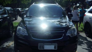 AutoShow Anhembi - CHEVROLET CAPTIVA 2009