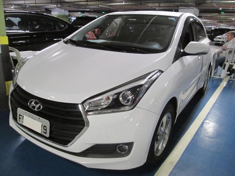 Feirão Auto Show Shopping ABC - HYUNDAI HB20 PREMIUM 1.6 FLEX 16V AUT. 2016-2016