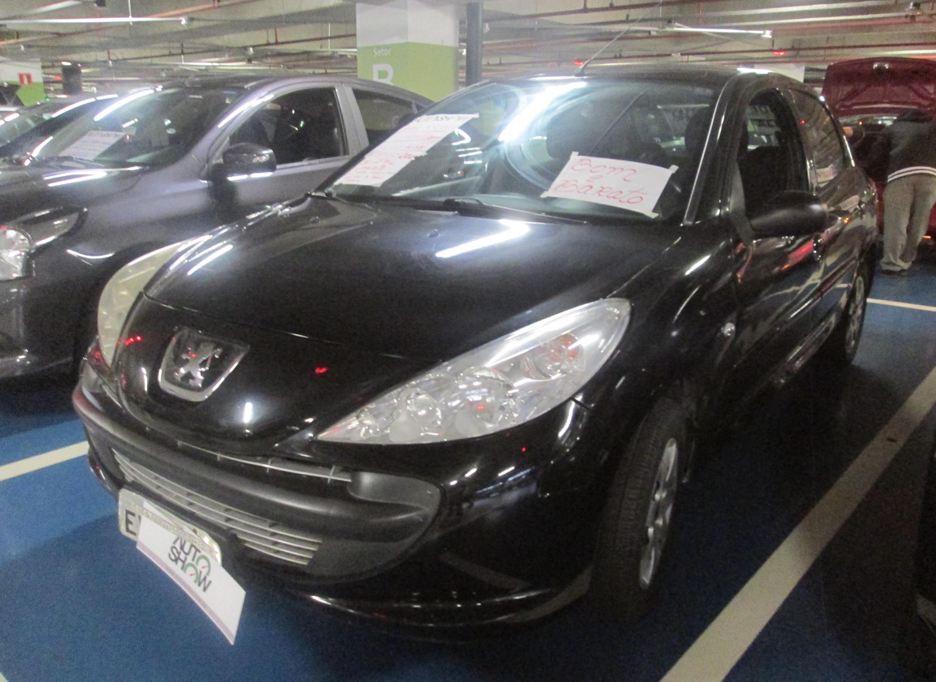Feirão Auto Show Shopping ABC - PEUGEOT 207 XR 1.4 FLEX 8V 5P 2011-2011
