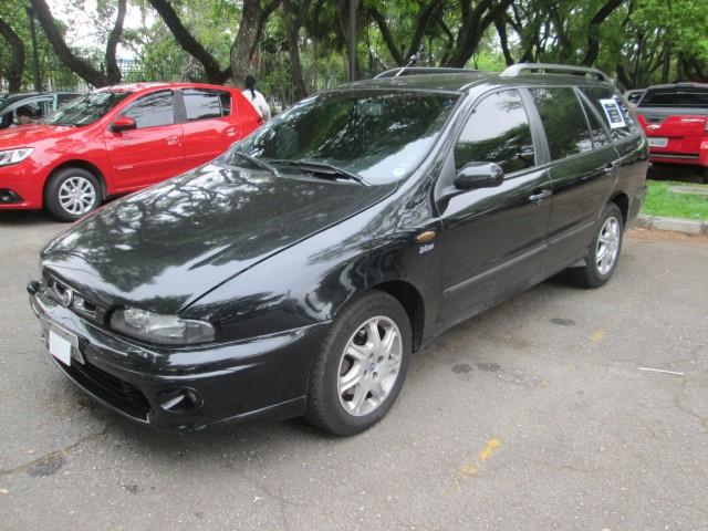 AutoShow Anhembi - FIAT MAREA 2001