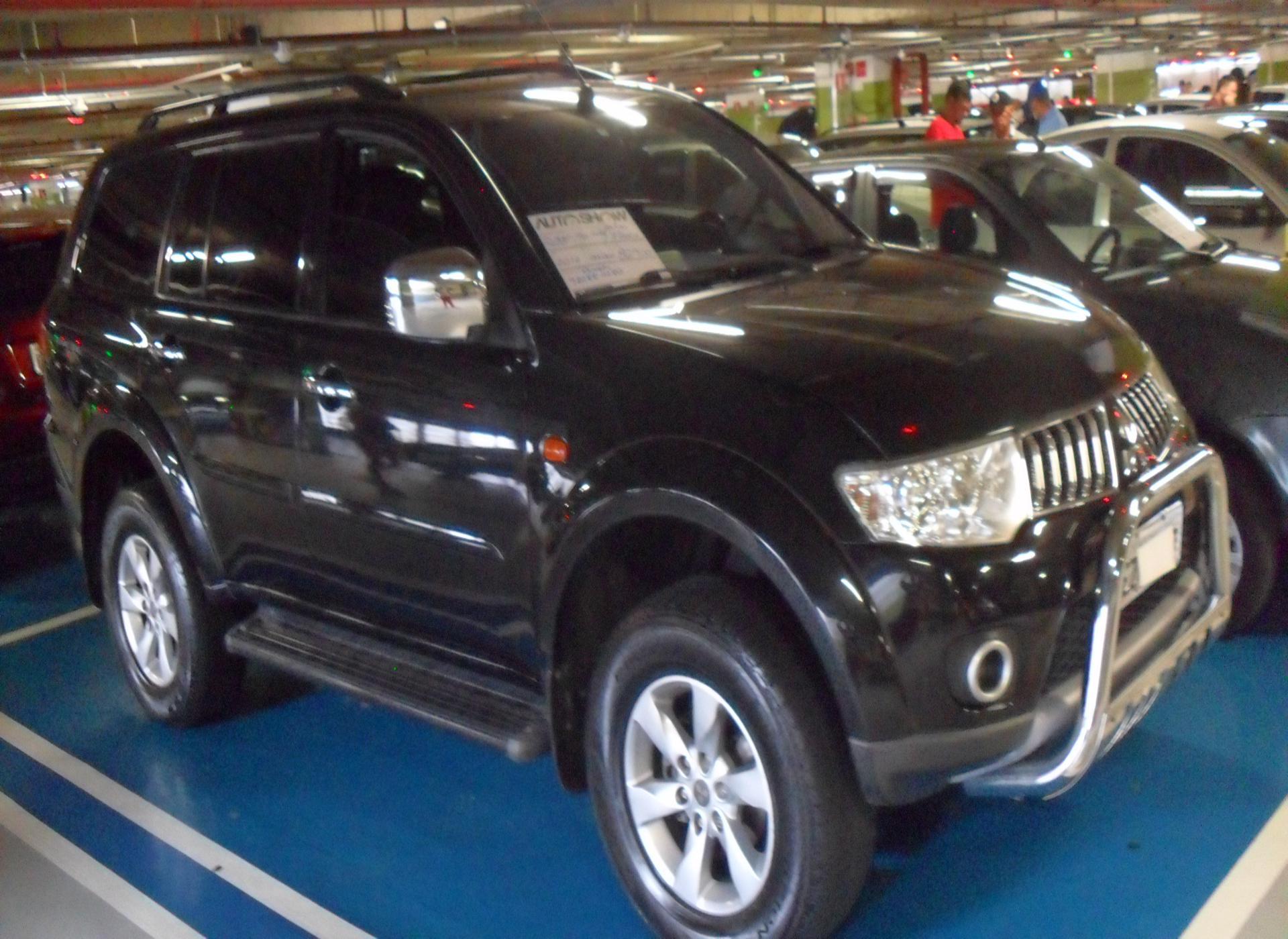 Feirão Auto Show Shopping ABC - MITSUBISHI PAJERO DAKAR 3.2 4X4 T.I. DIES. 5P AUT. 2012-2012