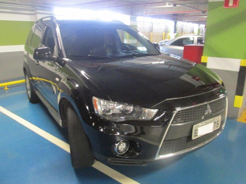 AutoShow Shopping ABC - MITSUBISHI OUTLANDER 2012