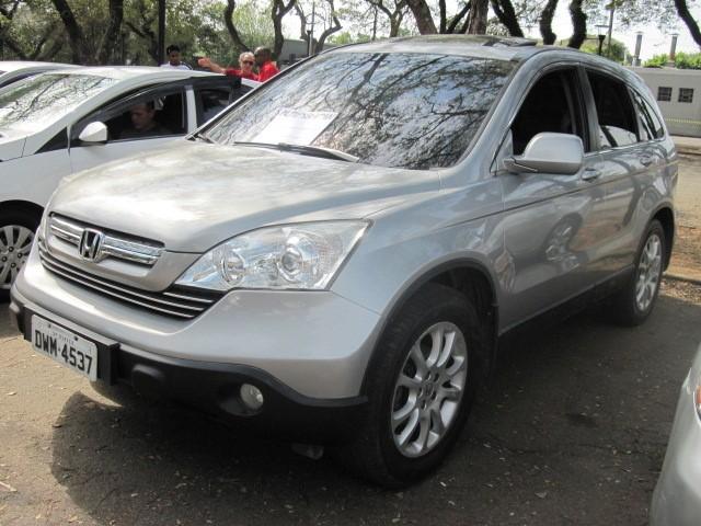 AutoShow Anhembi - HONDA CR-V 2007