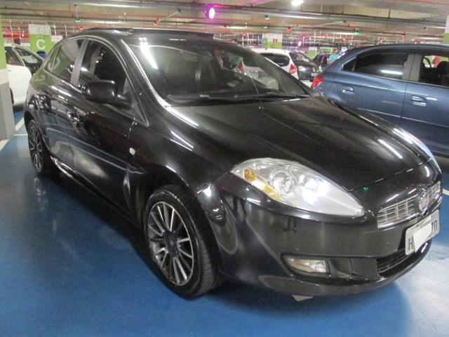 Feirão Auto Show Shopping ABC - FIAT BRAVO ABSOLUTE DUALOGIC 1.8 FLEX 16V 5P 2011-2011