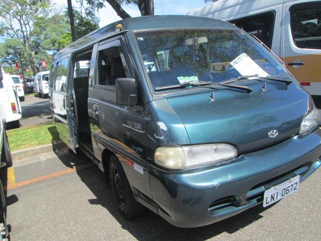 Feirão Auto Show Anhembi - HYUNDAI H100 2.5 DIESEL / MANUAL 3 PTS 2000-2000