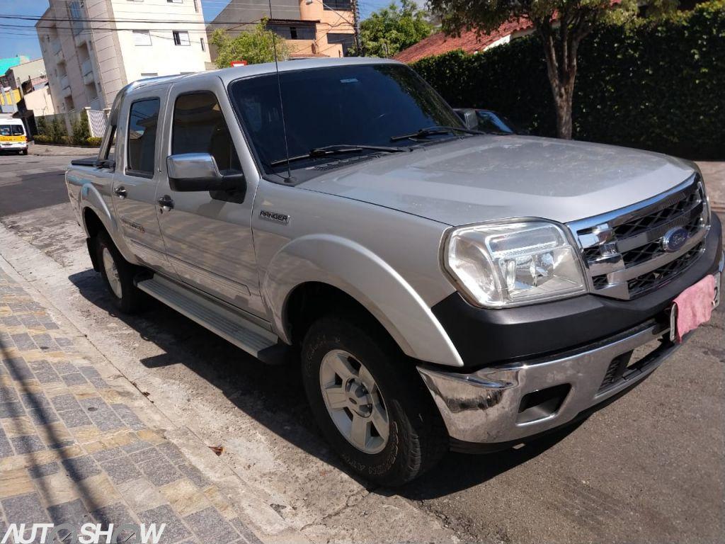 Feirão Auto Show Anhembi - ford ranger LIMITED 2.3 150CV CD 2011-2011