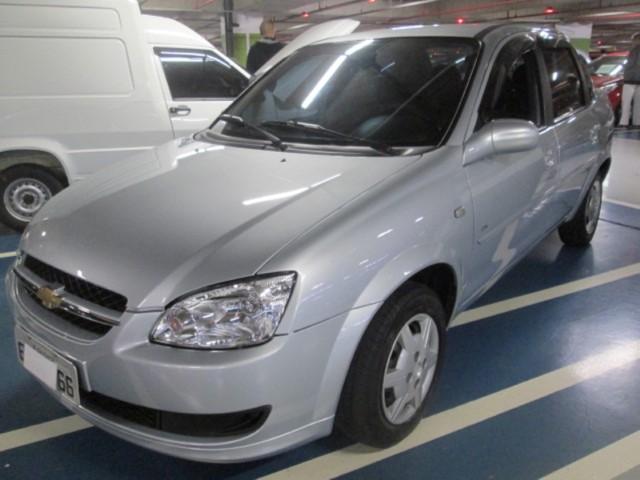 Feirão Auto Show Shopping ABC - CHEVROLET CLASSIC LIFE/LS 1.0 VHC FLEXP. 4P 2011-2012