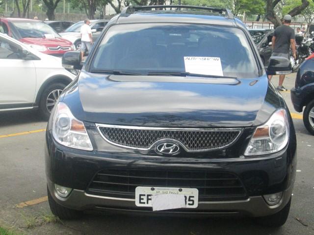 Feirão Auto Show Anhembi - HYUNDAI VERACRUZ GLS 3.8 4WD AUT. 2010-2010