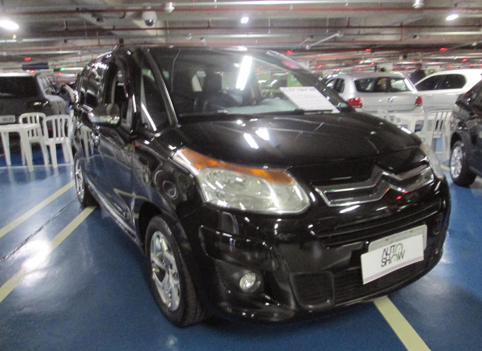 Feirão Auto Show Shopping ABC - CITROEN C3 PICASSO EXCLUSIVE 1.6 FLEX 16V 5P AUT. 2012-2013