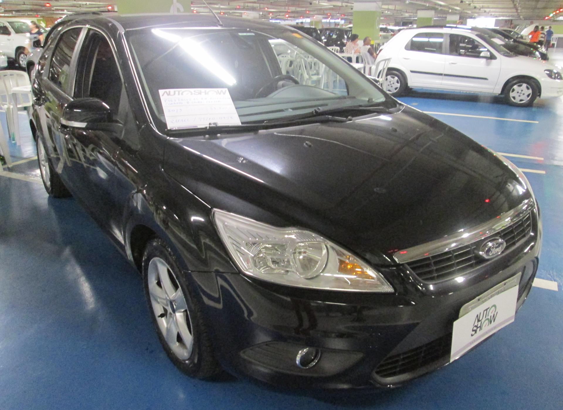 Feirão Auto Show Shopping ABC - FORD FOCUS 2.0 16V/ 2.0 16V FLEX 5P 2013-2013