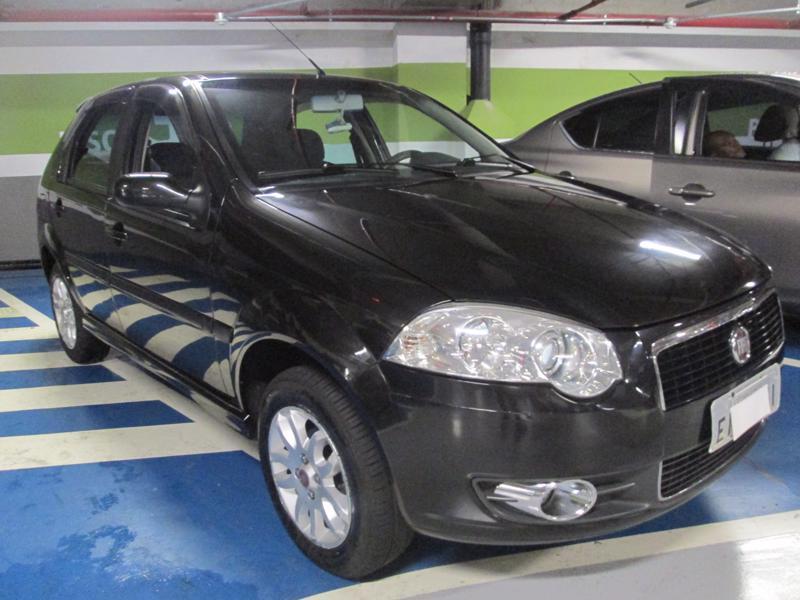 Feirão Auto Show Shopping ABC - FIAT PALIO ELX 1.4 MPI FIRE FLEX 8V 4P 2009-2010