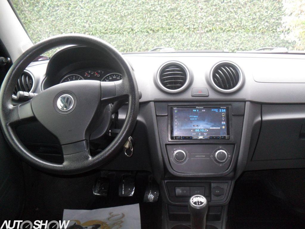 Feirão Auto Show autoshow - VOLKSWAGEN VOYAGE 1.0/1.0 CITY MI TOTAL FLEX 8V 4P 2010-2011