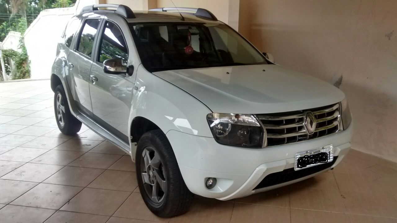 AutoShow Anhembi - RENAULT duster 2014