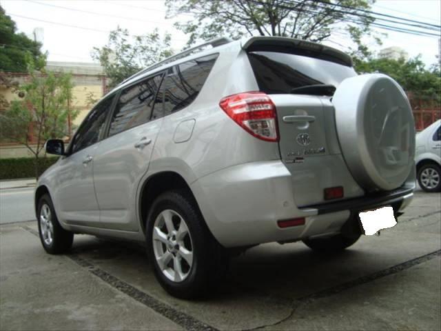 Feirão Auto Show Anhembi - toyota rav4 2.4 4X4 16V 170CV AUT. 2010-2010