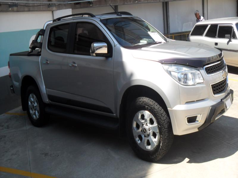 Feirão Auto Show Shopping ABC - CHEVROLET S10 PICK-UP LTZ 2.4 F.POWER 4X2 CD 2014-2014